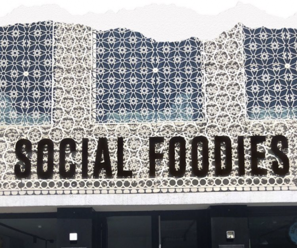 SOCIAL FOODIES STORE OPENING